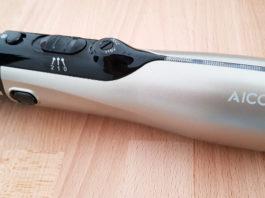 spazzola elettrica a flusso d'aria rotante aicook