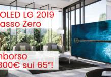 "rimborso sui tv lg oled 2019 65"""
