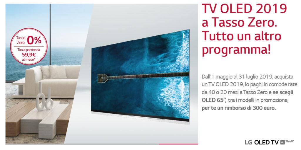"rimborso sui tv lg oled 65"""