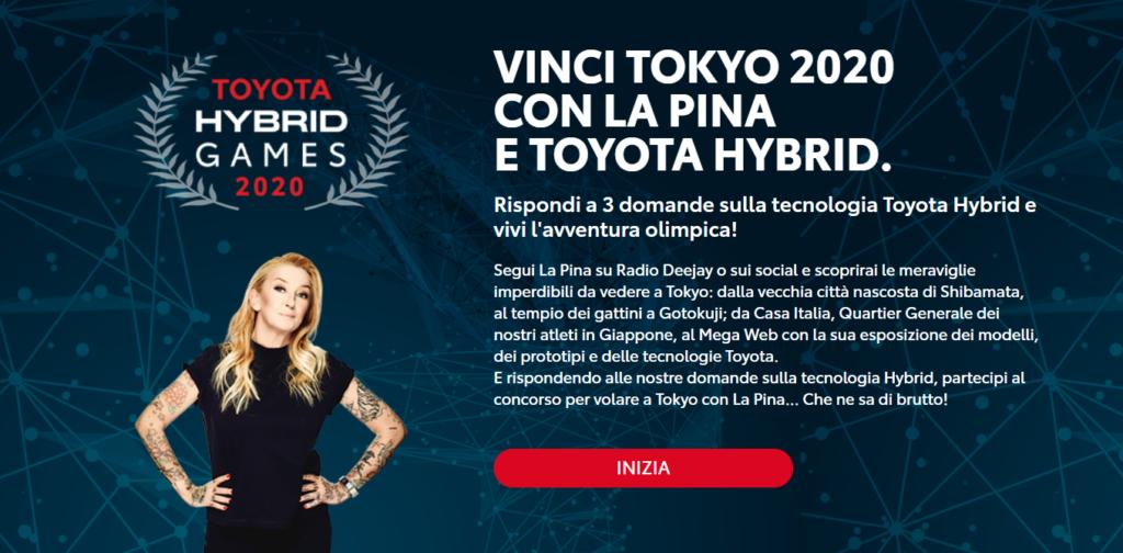 toyota hybrid games 2020