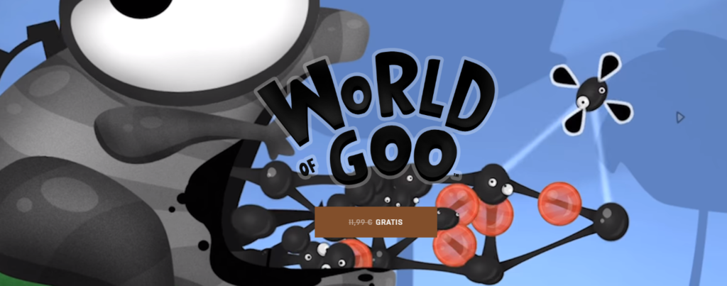 world of goo gratis