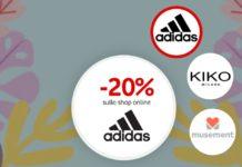 buono sconto Adidas
