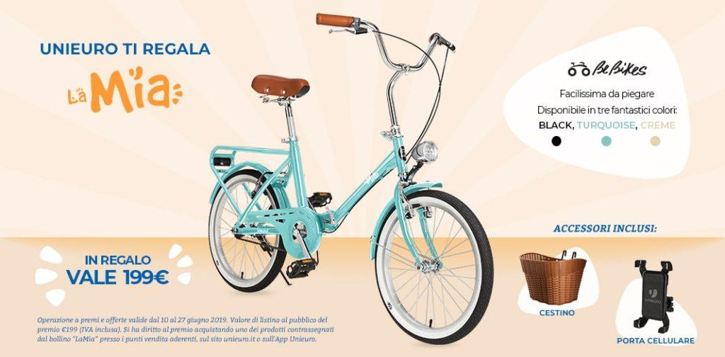 unieuro bici mia