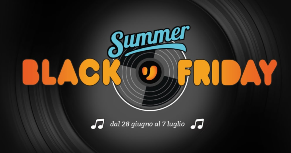 unieuro summer black friday
