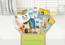 Degustabox di Luglio 2019