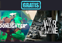 epic games moonlighter this war of mine gratis