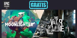 epic games moonlighter this war of mine gratis