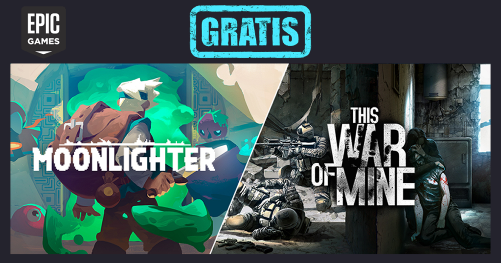 moonlighter this war of mine gratis