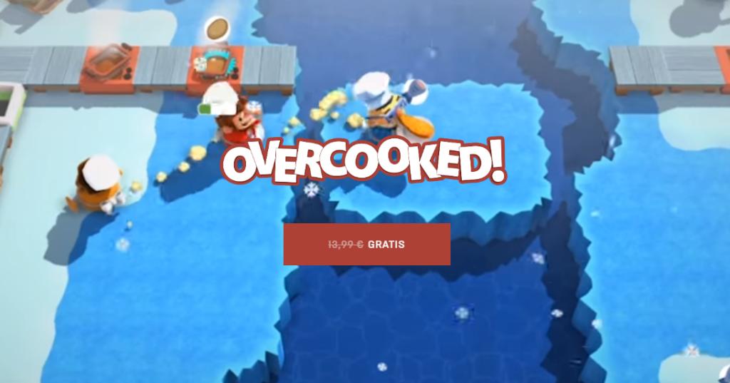 overcooked gratis