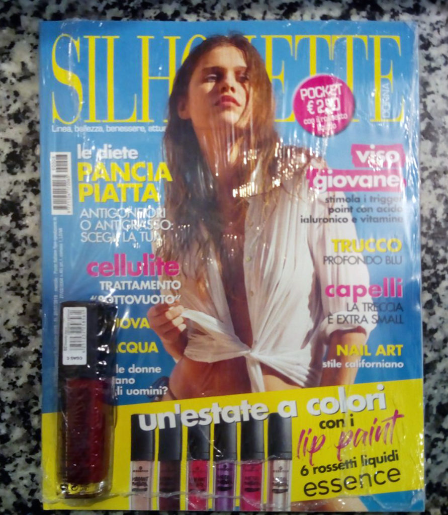 detailed images save up to 80% brand new In edicola: Rossetti liquidi Essence con Silhoutte Donna Pocket!