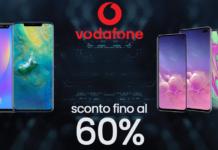 vodafone happy black sconti smartphone