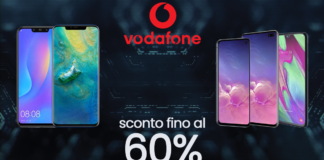 vodafone happy black sconti smartphone