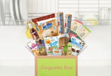 Degustabox di Agosto 2019