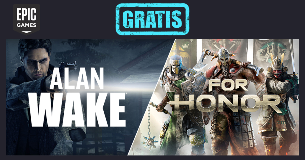 alan wake for honor gratis