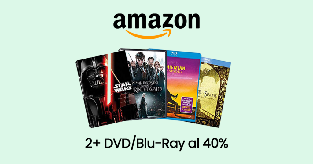 amazon sconto warner bros