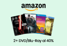 amazon 2x40% dvd blu-ray