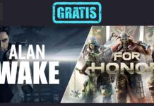 epic games alan wake for honor gratis