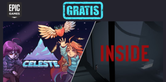 epic games celeste inside