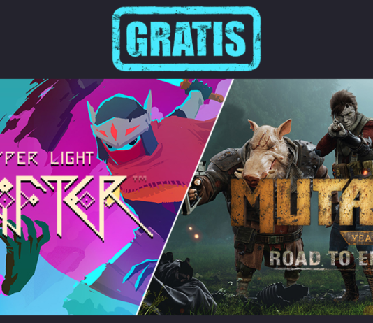 epic games hyper light drifter mutant year zero gratis