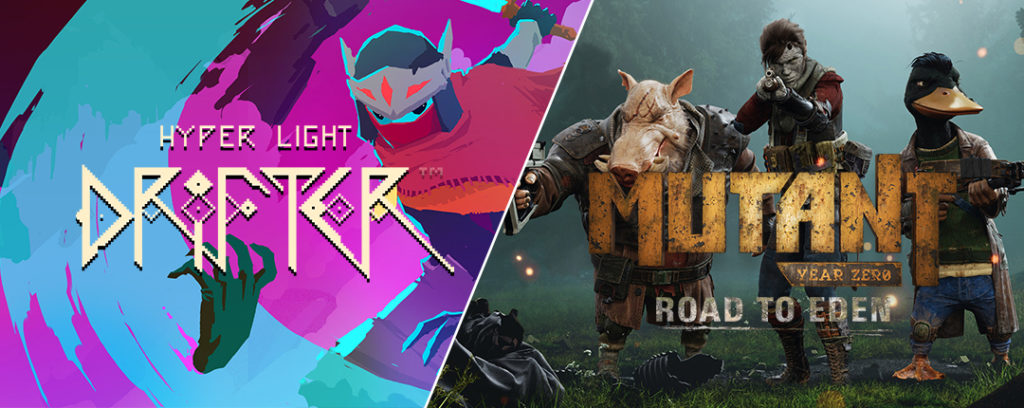 hyper light drifter mutant year zero gratis