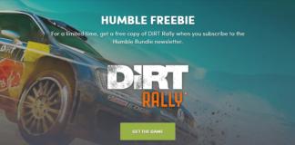 humble bundle dirt rally gratis
