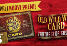 old wild west buono