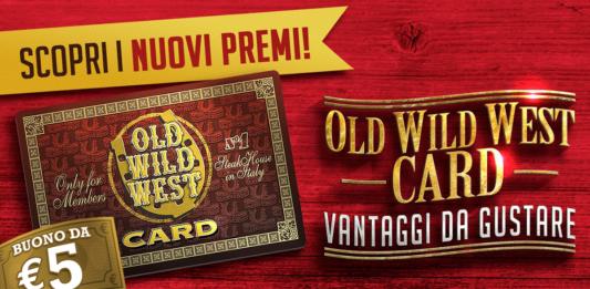 old wild west buono