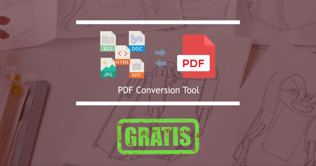 pdf conversion tool gratis