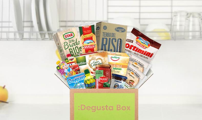 Degustabox di Settembre 2019
