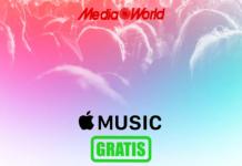 apple music gratis mediaworld