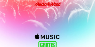 apple music gratis mediaworld
