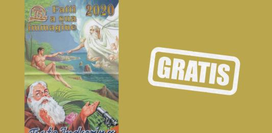 calendario 2020 frate indovino gratis