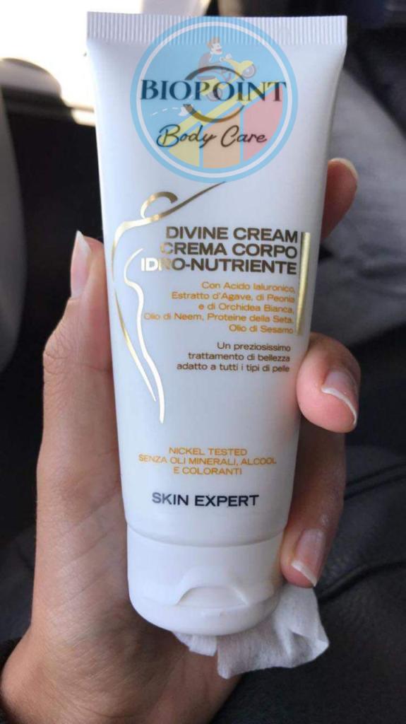 biopoint divine cream donna moderna
