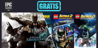 epic games batman gratis
