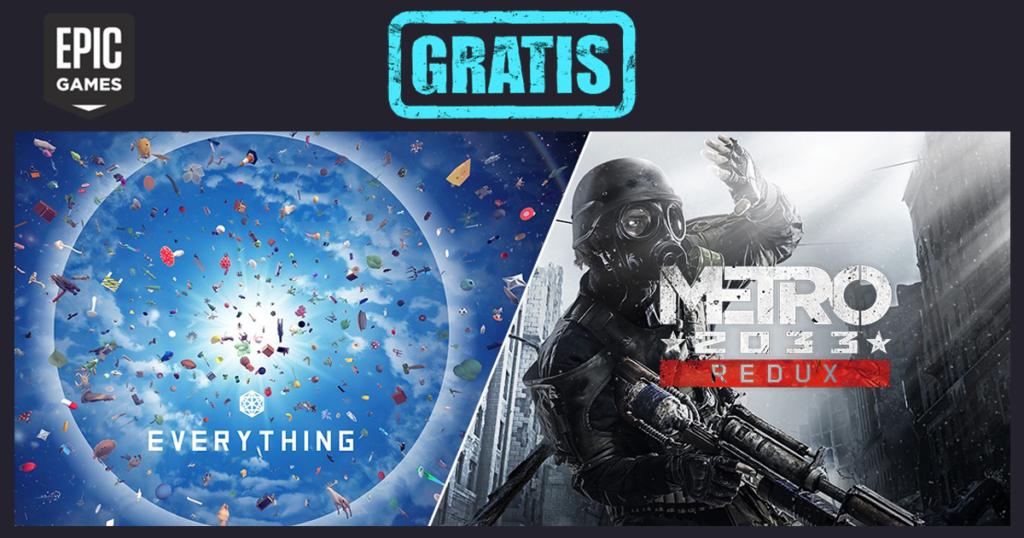 everything metro 2033 redux gratis