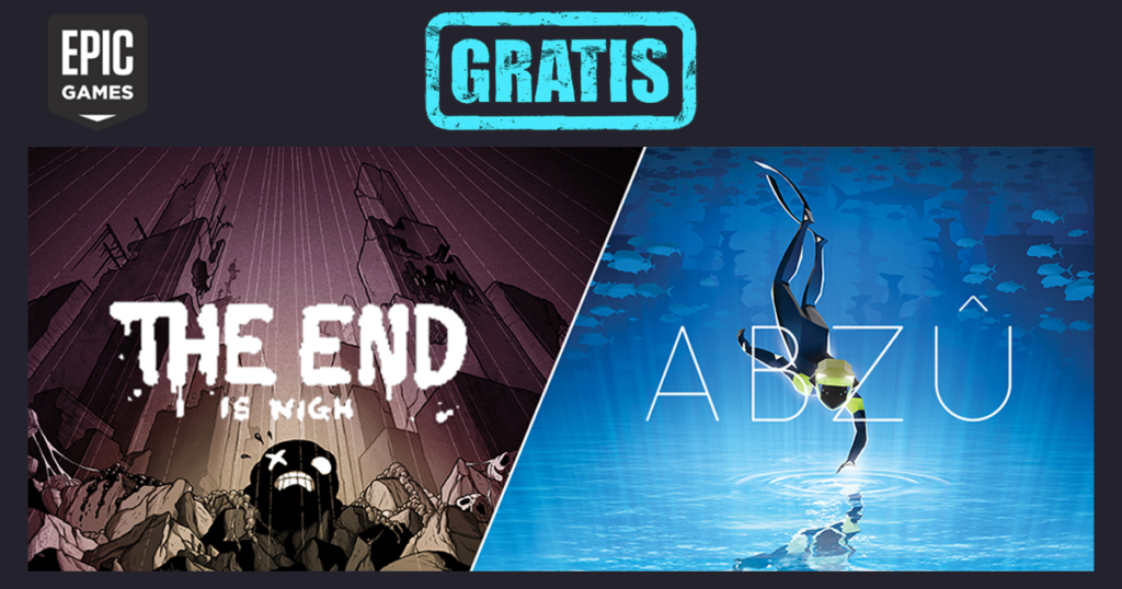 the end is nigh abzu gratis