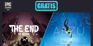 epic games the end is nigh abzu gratis