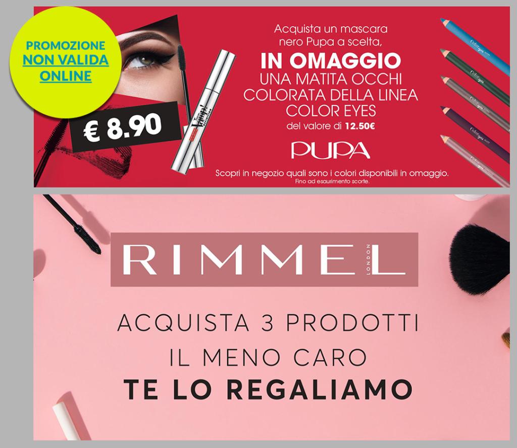 promo make-up tigotà settembre 2019