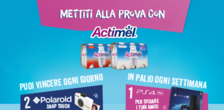 vinci polaroid ps4 actimel