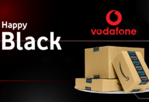 vodafone happy black amazon prime gratis
