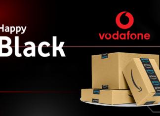 vodafone happy black amazon prime gratis