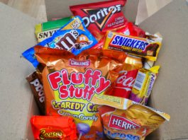 American Uncle Box di Halloween