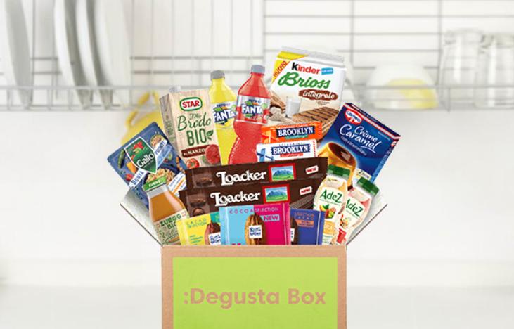 Degustabox di Ottobre 2019