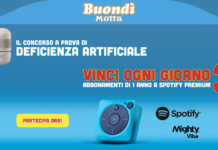concorso buondì deficienza artificiale