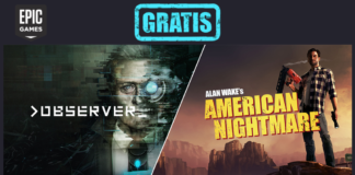 alan wake american nightmare observer gratis