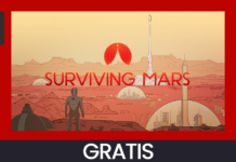 surviving mars gratis