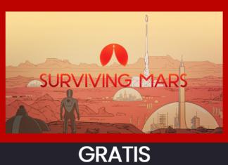 surviving mars gratis