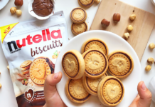 nutella biscuits in italia