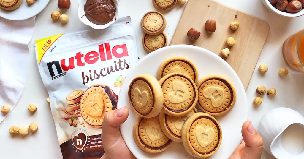 nutella biscuits in italia
