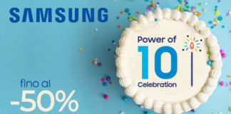 compleanno Samsung